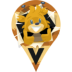 Floating Benson Icon