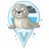 Baby Seal Pup Icon