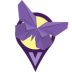 Origami Butterfly Icon