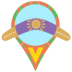 Boomerang Sunsetter Icon