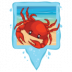 Baby Crab Icon