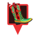 Boot Scootin' Stockings Icon