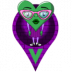 Heartbreaker Green Physical Icon